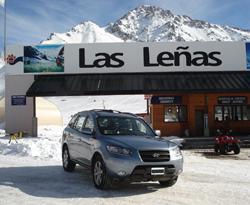 Hyundai en Las Leñas