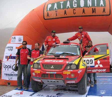 rally patagonia atacama 2007