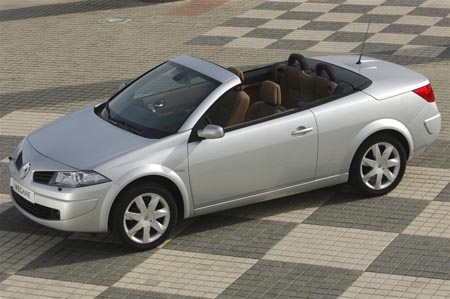 renault megane ii coupe cabriolet en argentina 16 valvulas. Black Bedroom Furniture Sets. Home Design Ideas