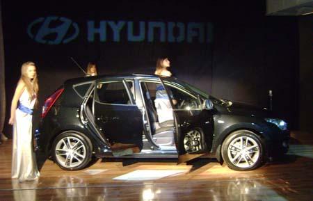 Hyundai i30 exterior