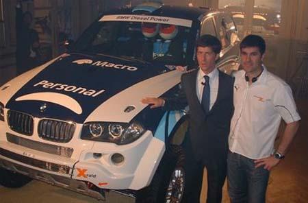 BMW x-raid