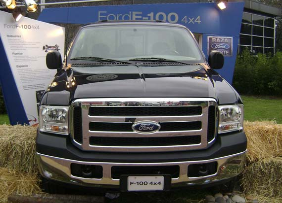 Ford F 100 cabina simple