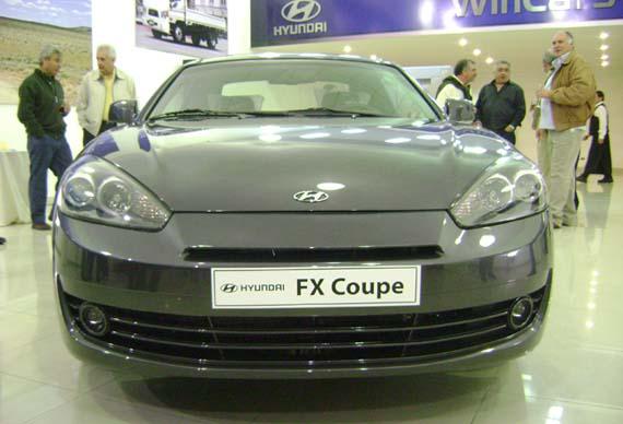 Hyundai FX coupe