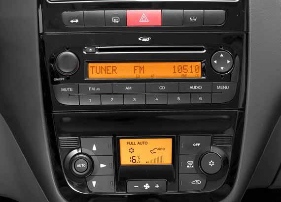 aire acondicionado Fiat linea