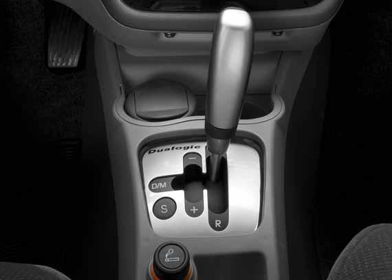Fiat Linea Caja Dualogic