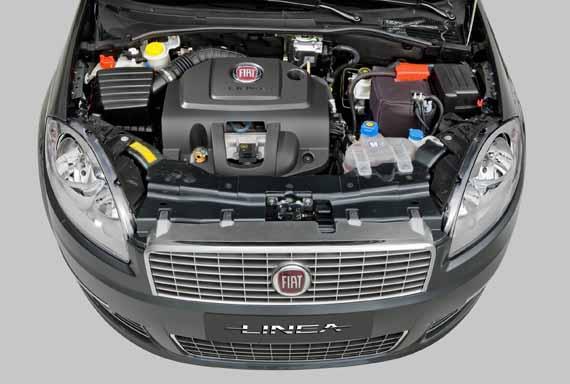 Motor 1.9 Fiat Linea