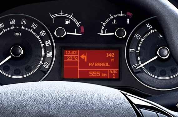 Navegador Fiat Linea GPS