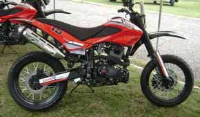 Zanella Supermotard
