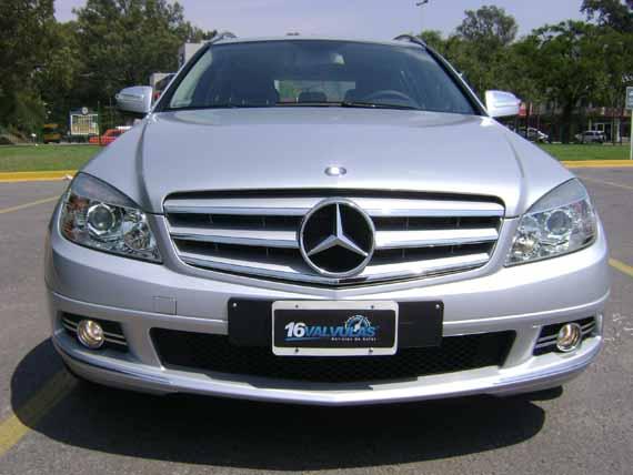 Test Drive Mercedes Benz C-Touring 200 Kompressor Avantgarde