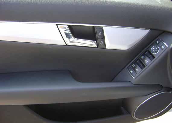 Puerta Mercedes Benz C200