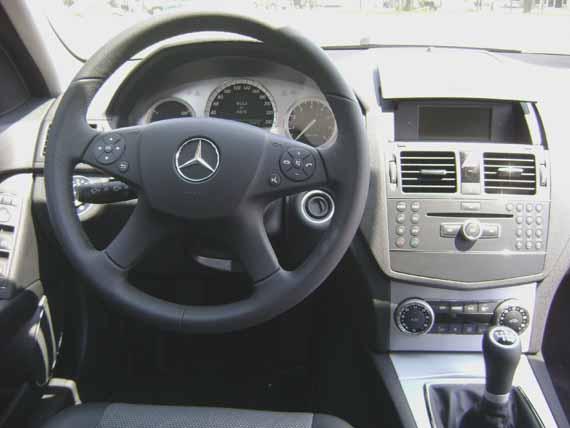 Tablero Mercedes Benz c200