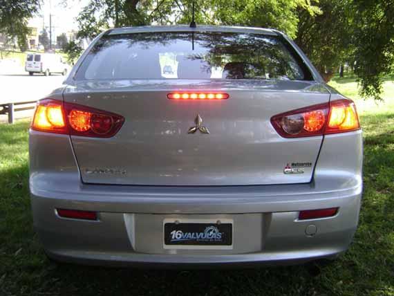 Mitsubishi Lancer Parte Trasera