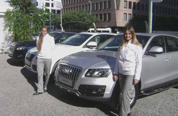 Audi Q5 Audi q Experience