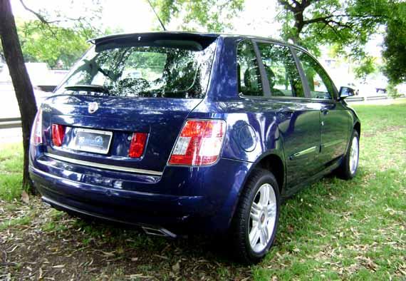 Fiat Stilo 2009 Atras