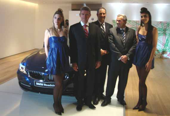 Presidente BMW Group