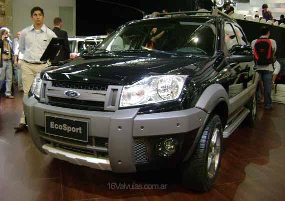 Ford Ecosport Flex