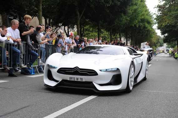 Conceptcar GT by Citroen