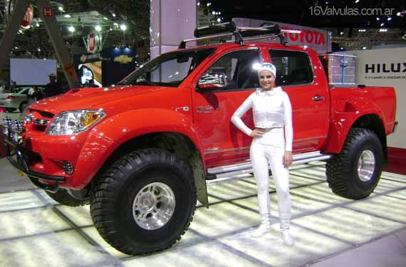 Toyot Hilux Invencible