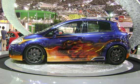 Fiat Hotwheels
