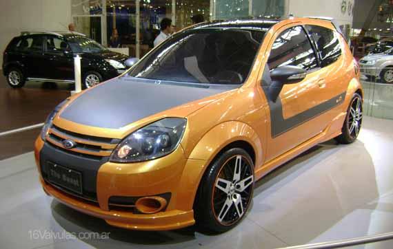 Ford Ka The Beast
