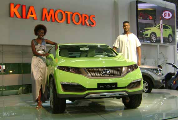 Kia concept Car KND 4