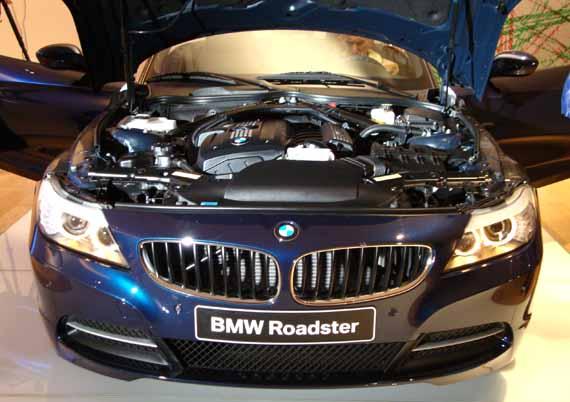 Motor BMW Z4