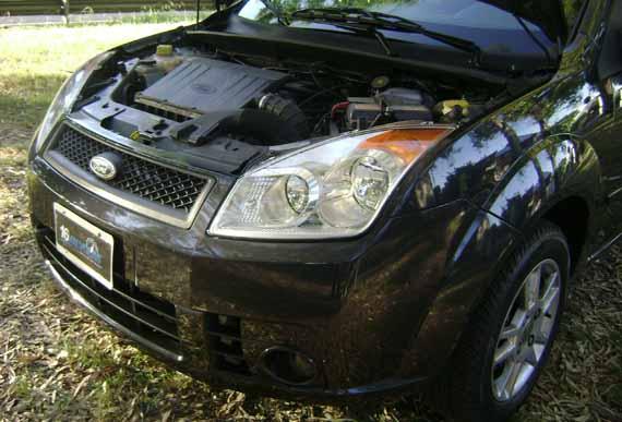 Motor Fiesta Max