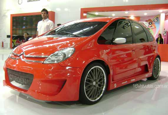 Citroen Picasso Tunning