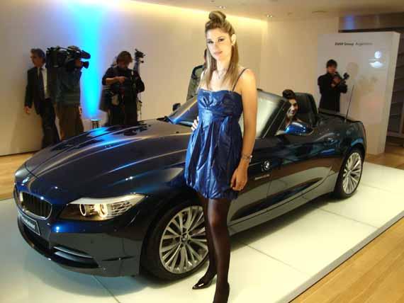 Nuevo BMW Z4 Roadstar