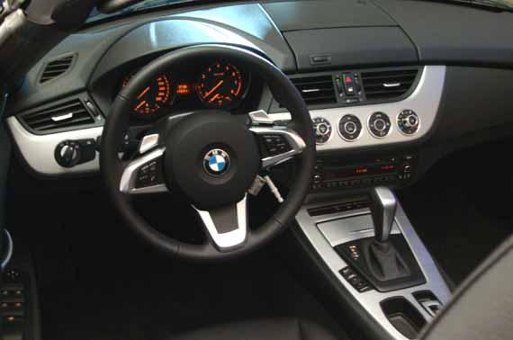 Tablero BMW Z4