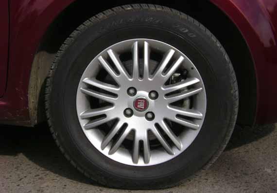 Frenos Fiat Linea