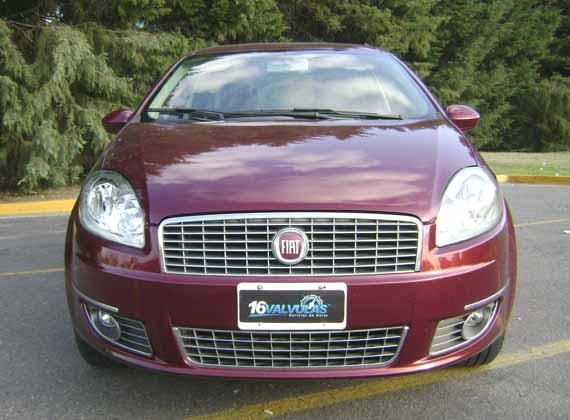Frente Fiat Linea