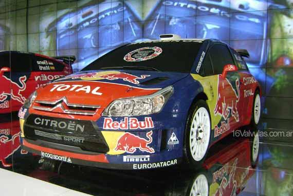 Citroen WRC Sebastian Loeb
