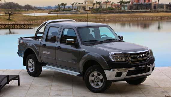 Nueva Ford Ranger 2009