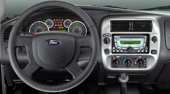 Tablero Nueva Ford Ranger