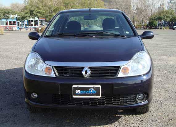 Renault Symbol Frente