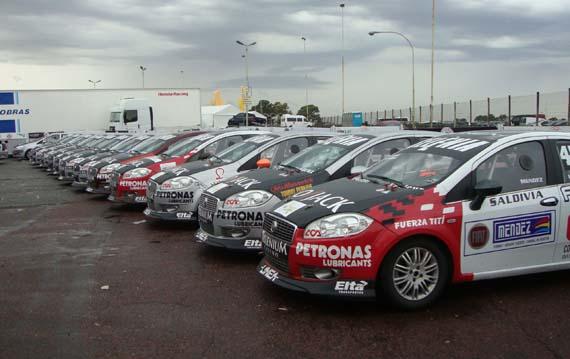 Fiat Linea Competizione Buenos Aires
