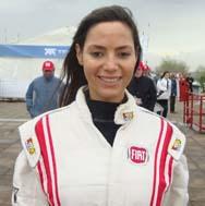 Natalia Fassi Fiat Linea Competizione