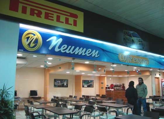 Pirelli Neumen