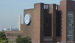 Fabrica Volkswagen Wolfsburgo