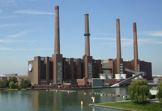 Visitamos La F Brica De Volkswagen En Wolfsburgo 16 Valvulas