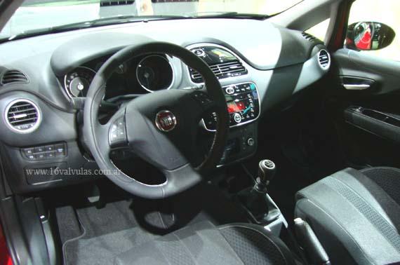 Nuevo Fiat punto Evo