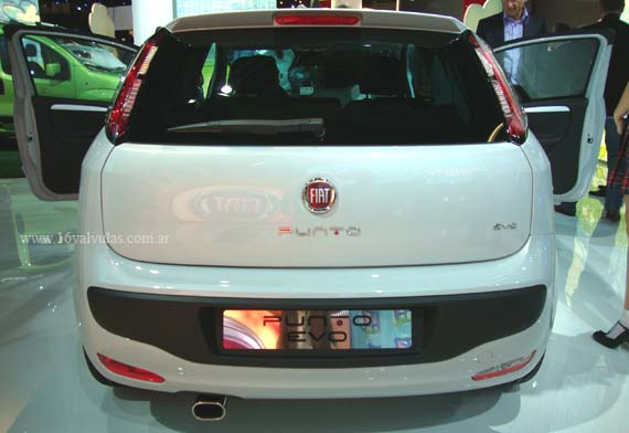 Nuevo Fiat Punto