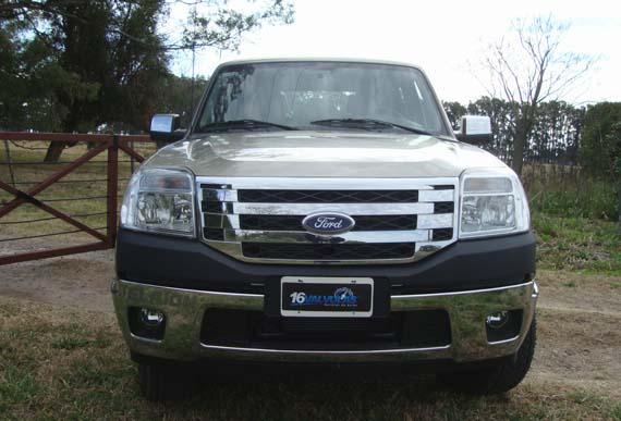 Nueva Ford Ranger 2010