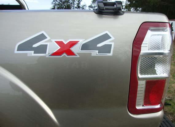 Nueva Ford Ranger Doble Cabina 2010