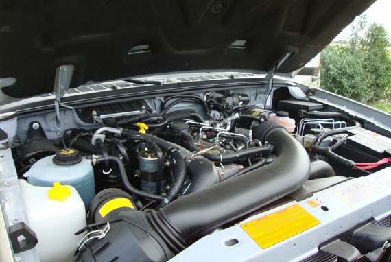 Motor Ford Ranger 4í—4