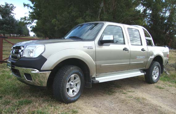 Ford Doble Cabina