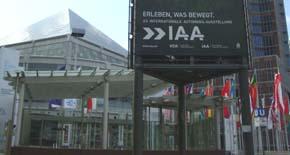Exposicion de Frankfurt del Automovil
