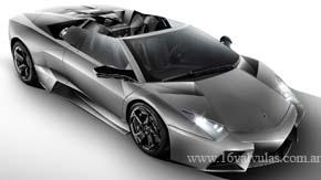 Lamborghini Reventon Roadstar
