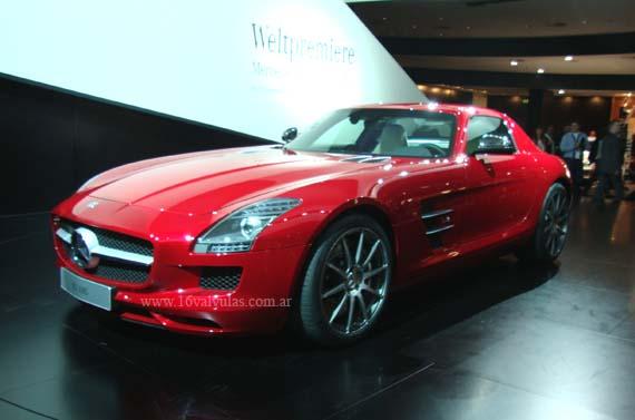 Meredes Benz SLS AMG